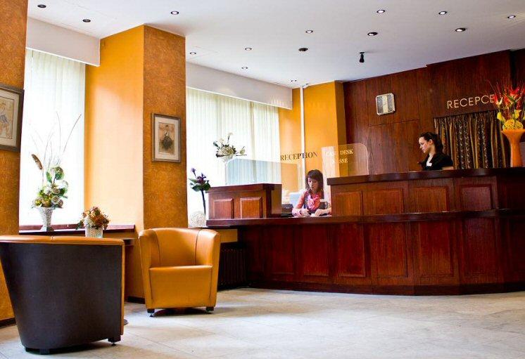 Hotelu Harmony Praha 8