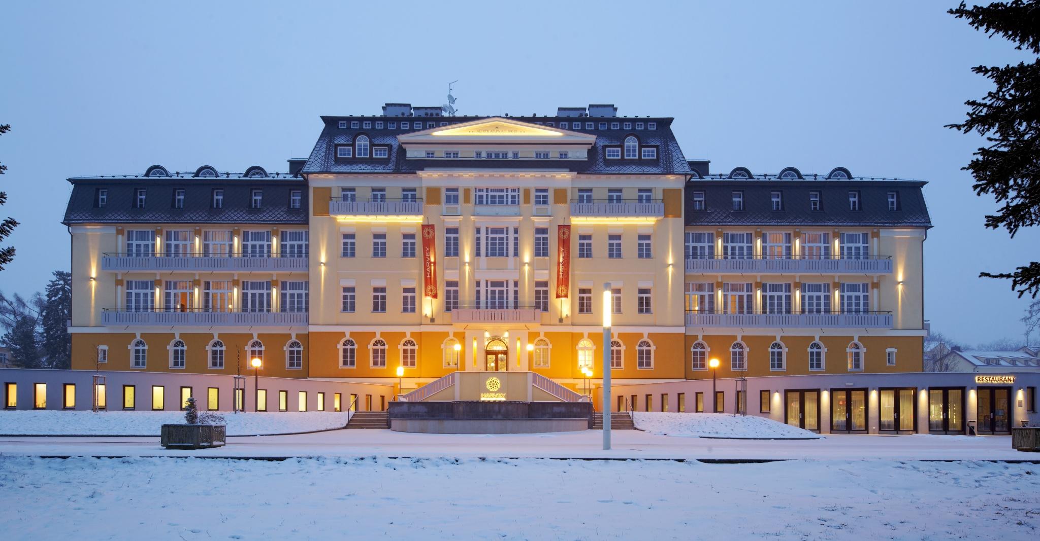 Hotelu Harvey Spa & Kur Františkovy Lázně 1