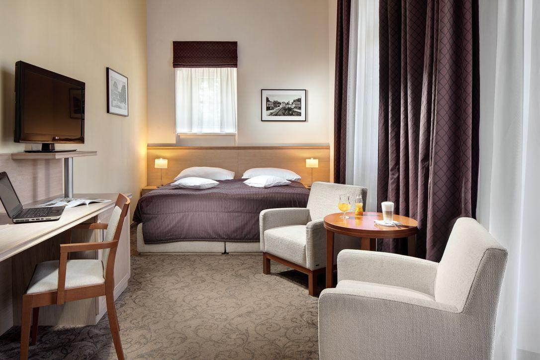 Hotelu Harvey Spa & Kur Františkovy Lázně 12