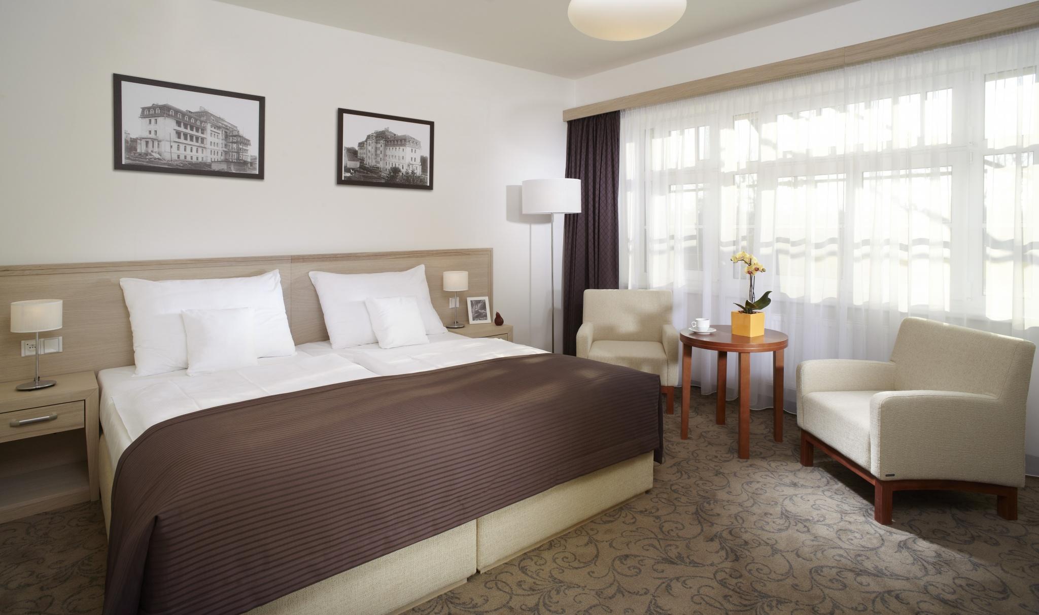 Hotelu Harvey Spa & Kur Františkovy Lázně 3