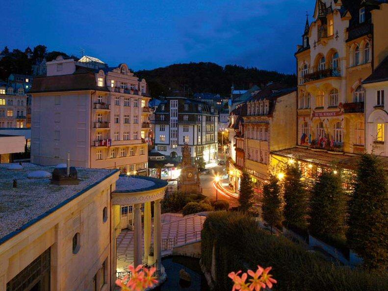Hotelu Heluan Karlovy Vary 12