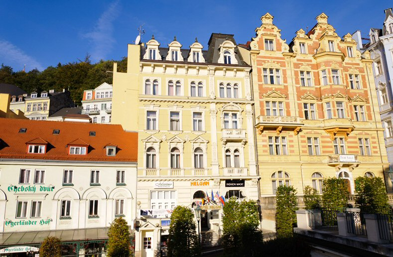 Hotelu Heluan Karlovy Vary 3