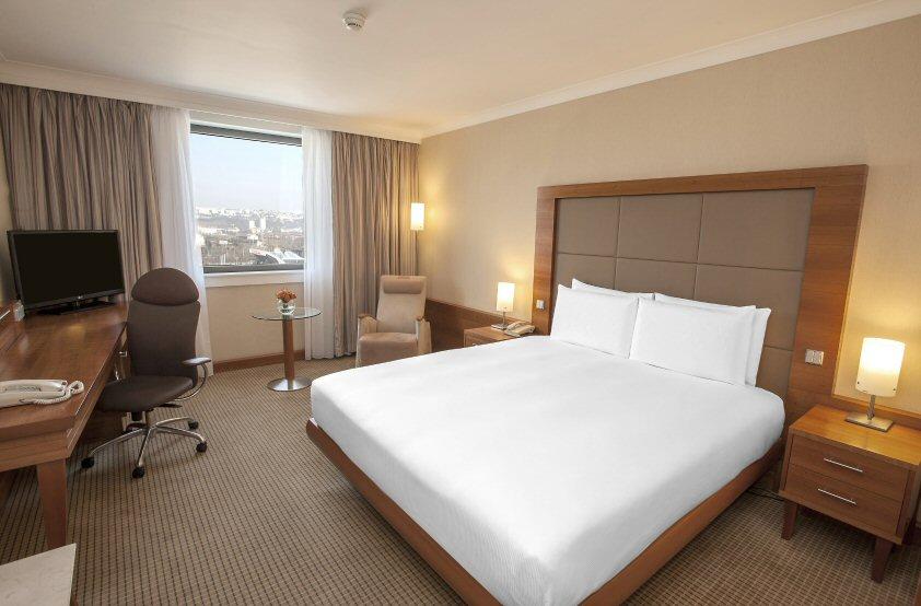 Hotelu Hilton Praha 1
