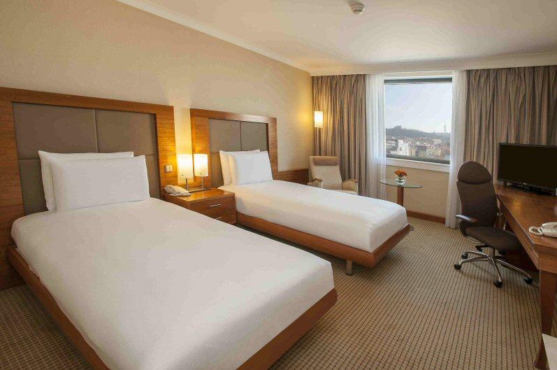 Hotelu Hilton Praha 3