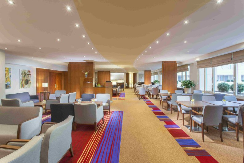 Hotelu Hilton Praha 6