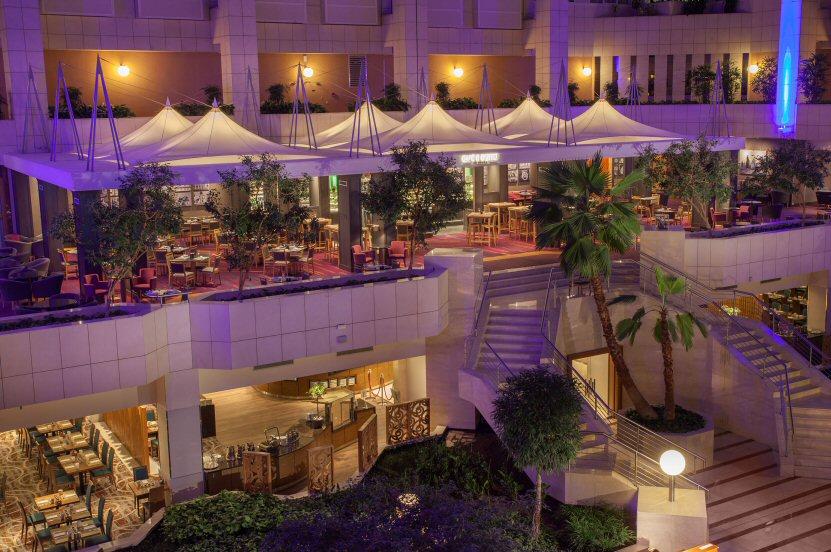 Hotelu Hilton Praha 7