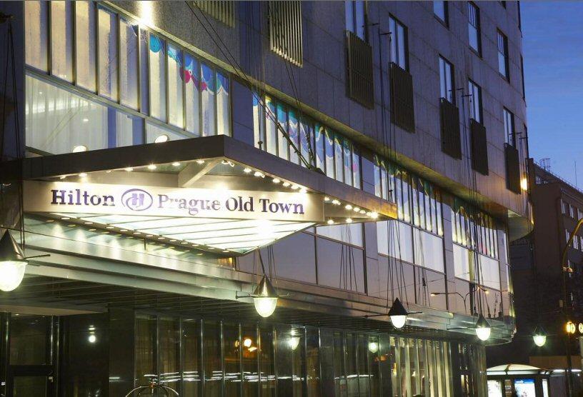 Hotelu Hilton Old Town Praha 4