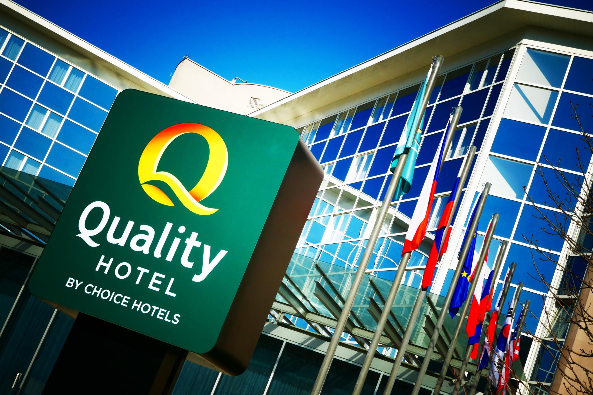 Hotelu Holiday Inn Brno 1