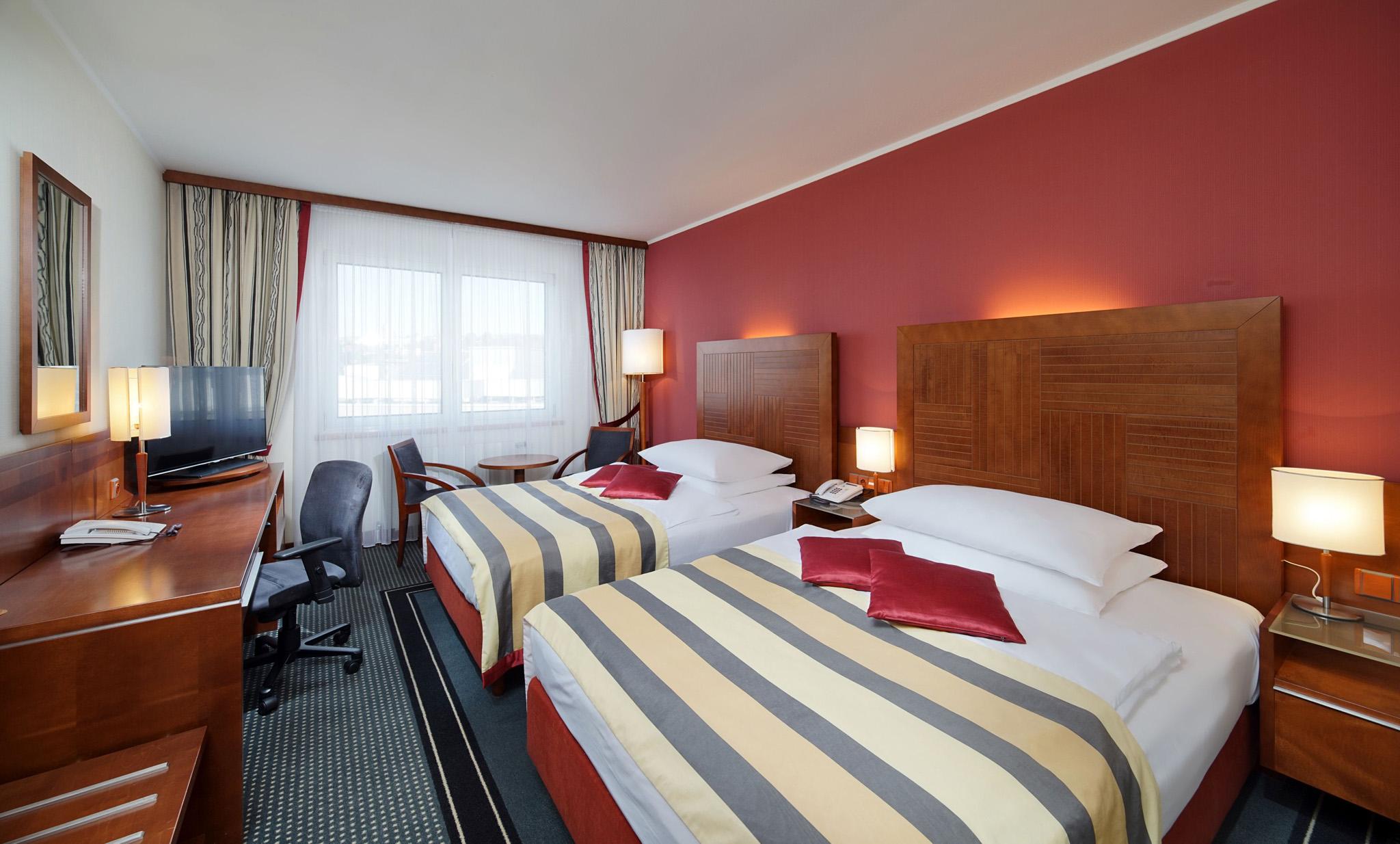 Hotelu Holiday Inn Brno 2