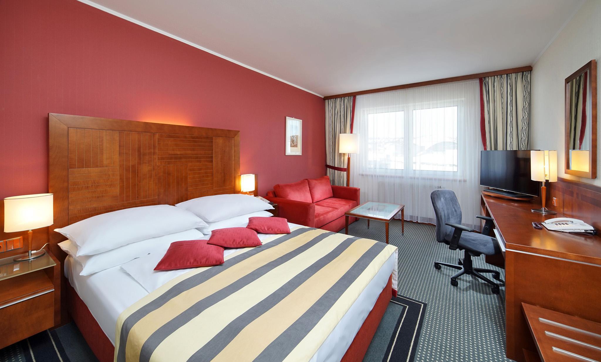 Hotelu Holiday Inn Brno 3