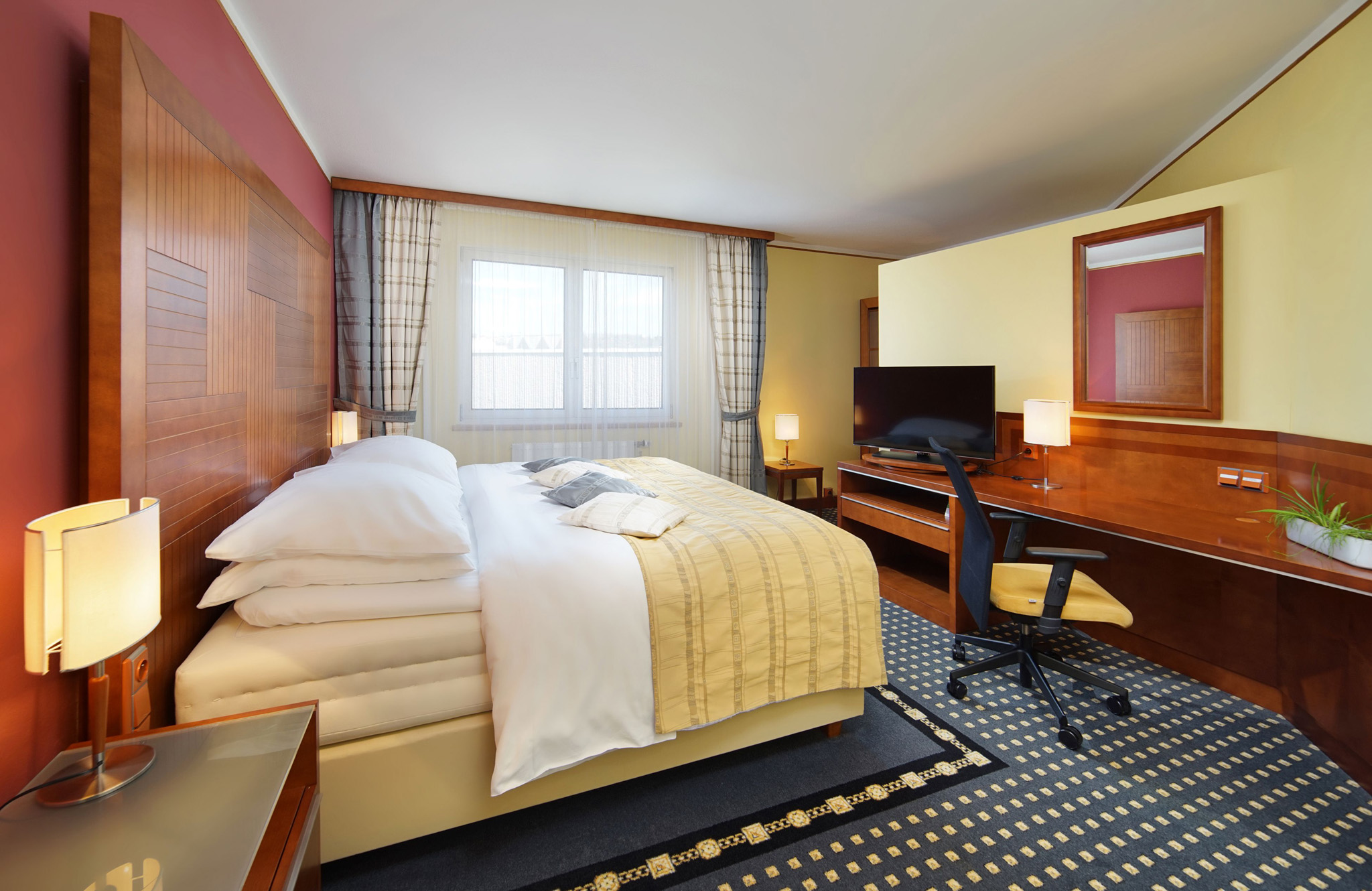 Hotel Holiday Inn fotografie 5