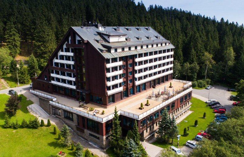 Hotelu Orea Resort Horizont Železná Ruda 4