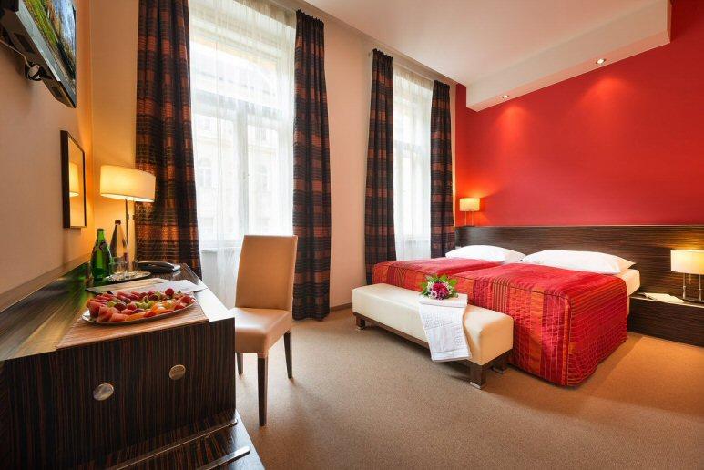 Hotelu EA Mánes Praha 1