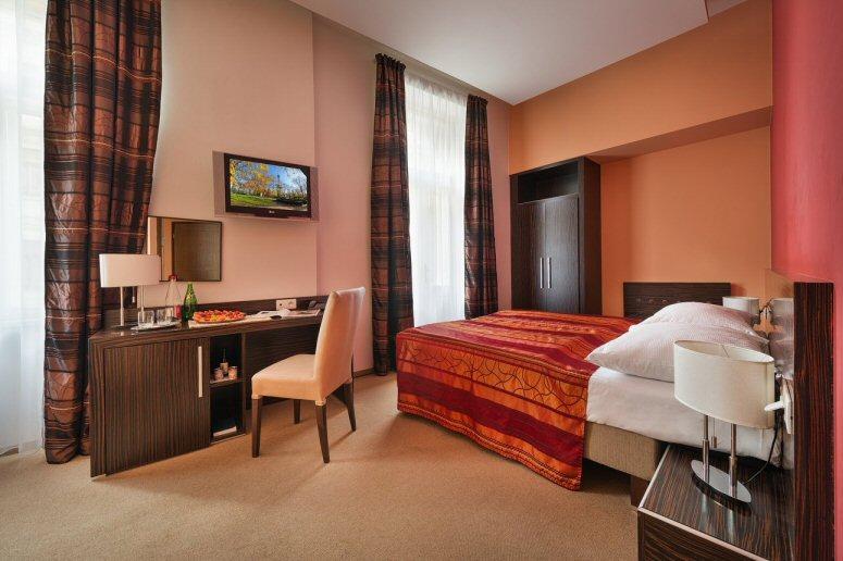 Hotelu EA Mánes Praha 2