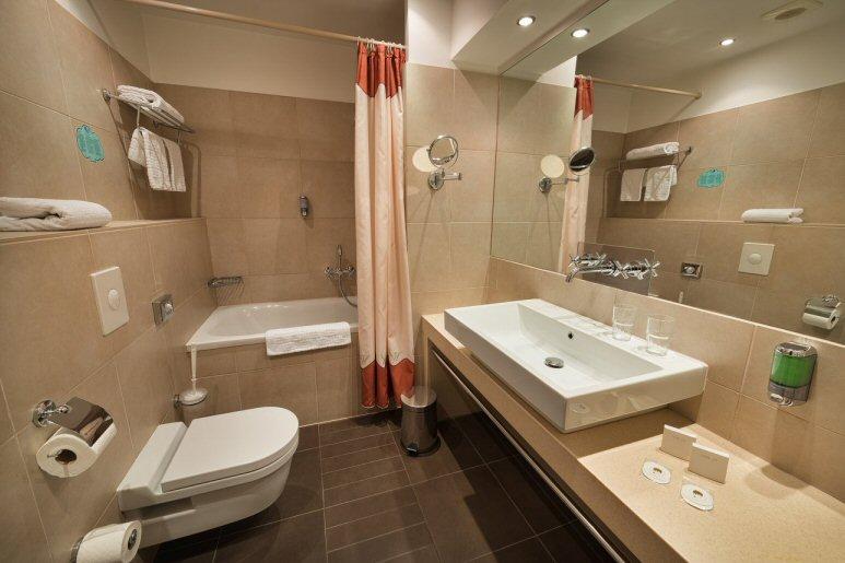 Hotelu EA Mánes Praha 4