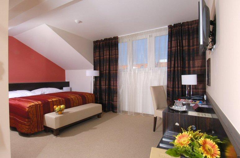 Hotelu EA Mánes Praha 6