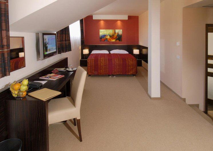 Hotelu EA Mánes Praha 7