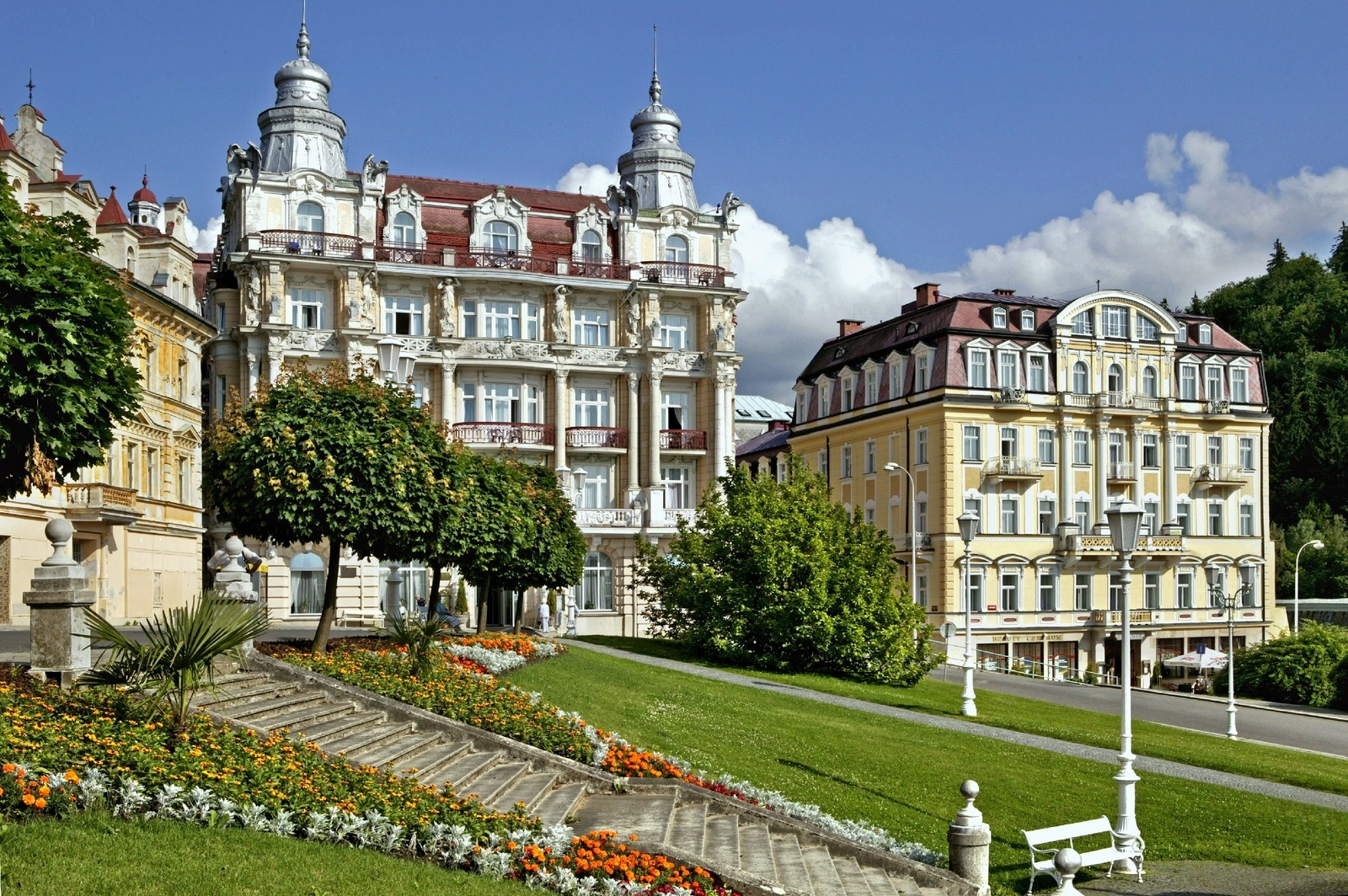 Hotelu Danubius Spa Hvězda Mariánské Lázně 1