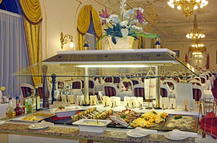 Hotelu Danubius Spa Hvězda Mariánské Lázně 10