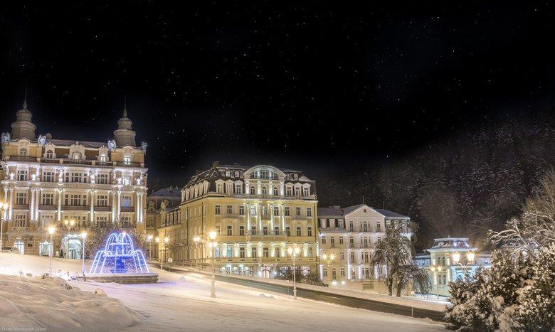 Hotelu Danubius Spa Hvězda Mariánské Lázně 11