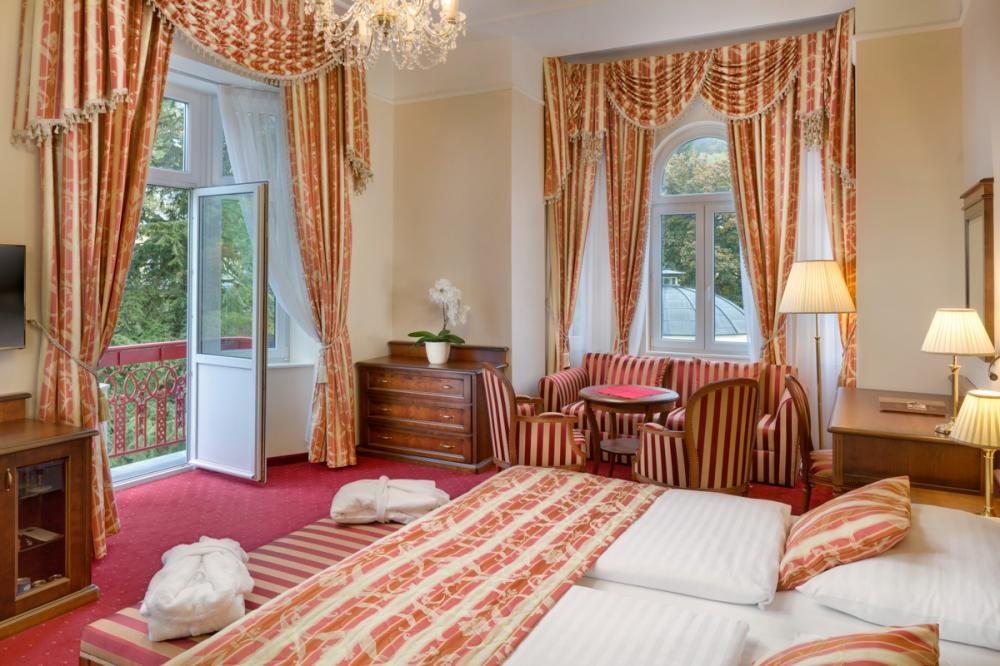 Hotelu Danubius Spa Hvězda Mariánské Lázně 3