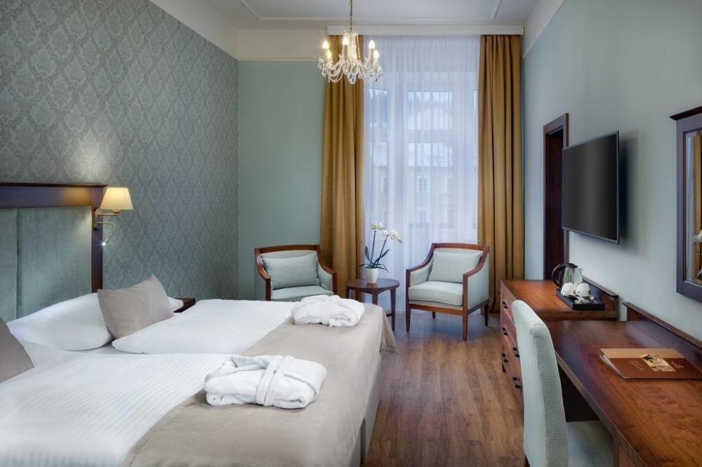 Hotelu Danubius Spa Hvězda Mariánské Lázně 9