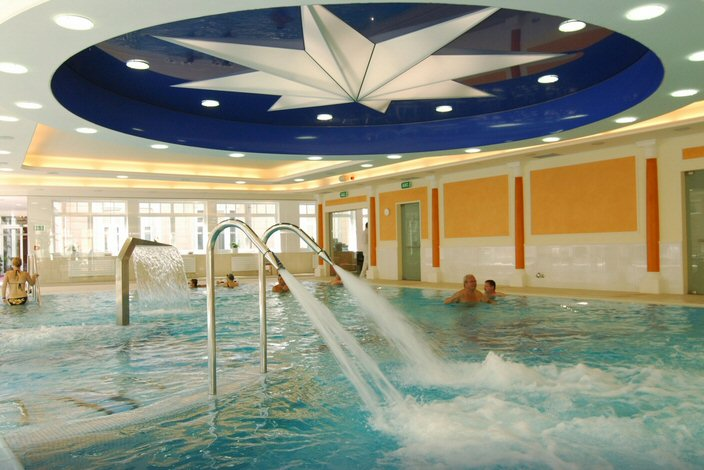 Hotel Danubius Spa Hvězda photo 4