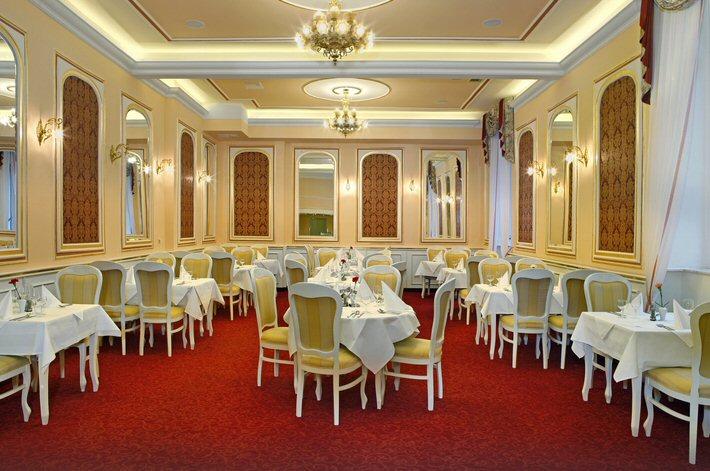 Hotelu Danubius Spa Hvězda Mariánské Lázně 6