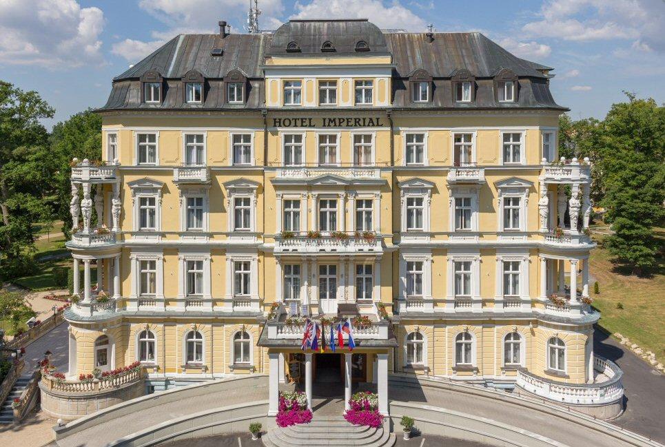 HotelImperial Františkovy Lázně