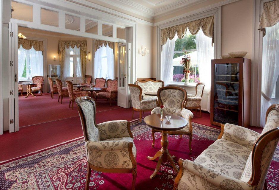 Hotelu Imperial Františkovy Lázně 12