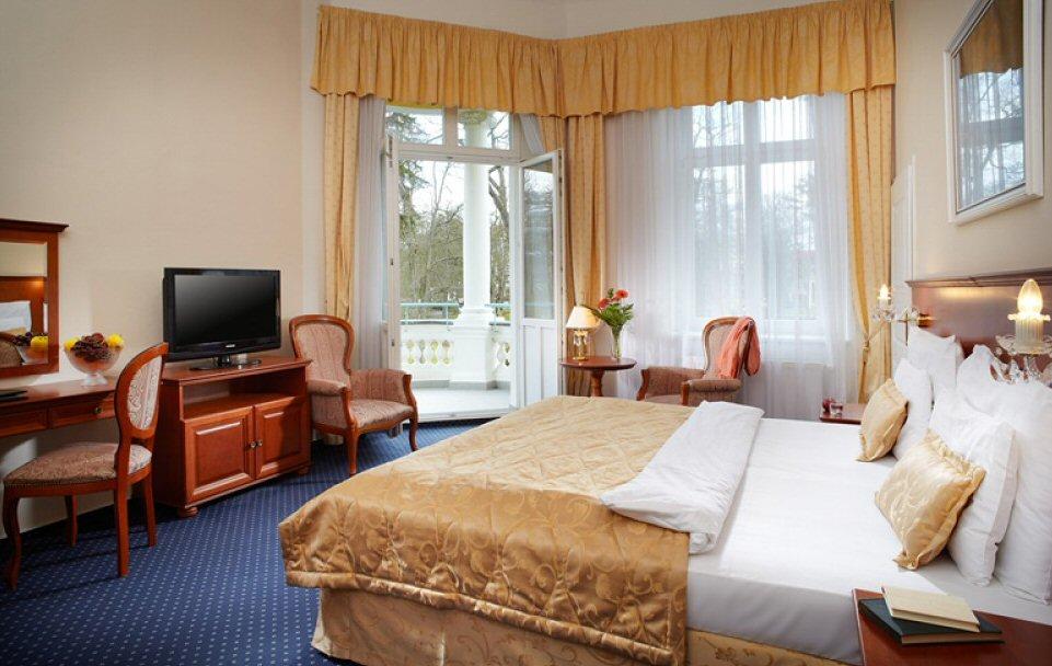 Hotelu Imperial Františkovy Lázně 2