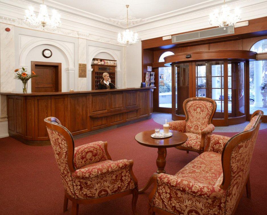 Hotelu Imperial Františkovy Lázně 6