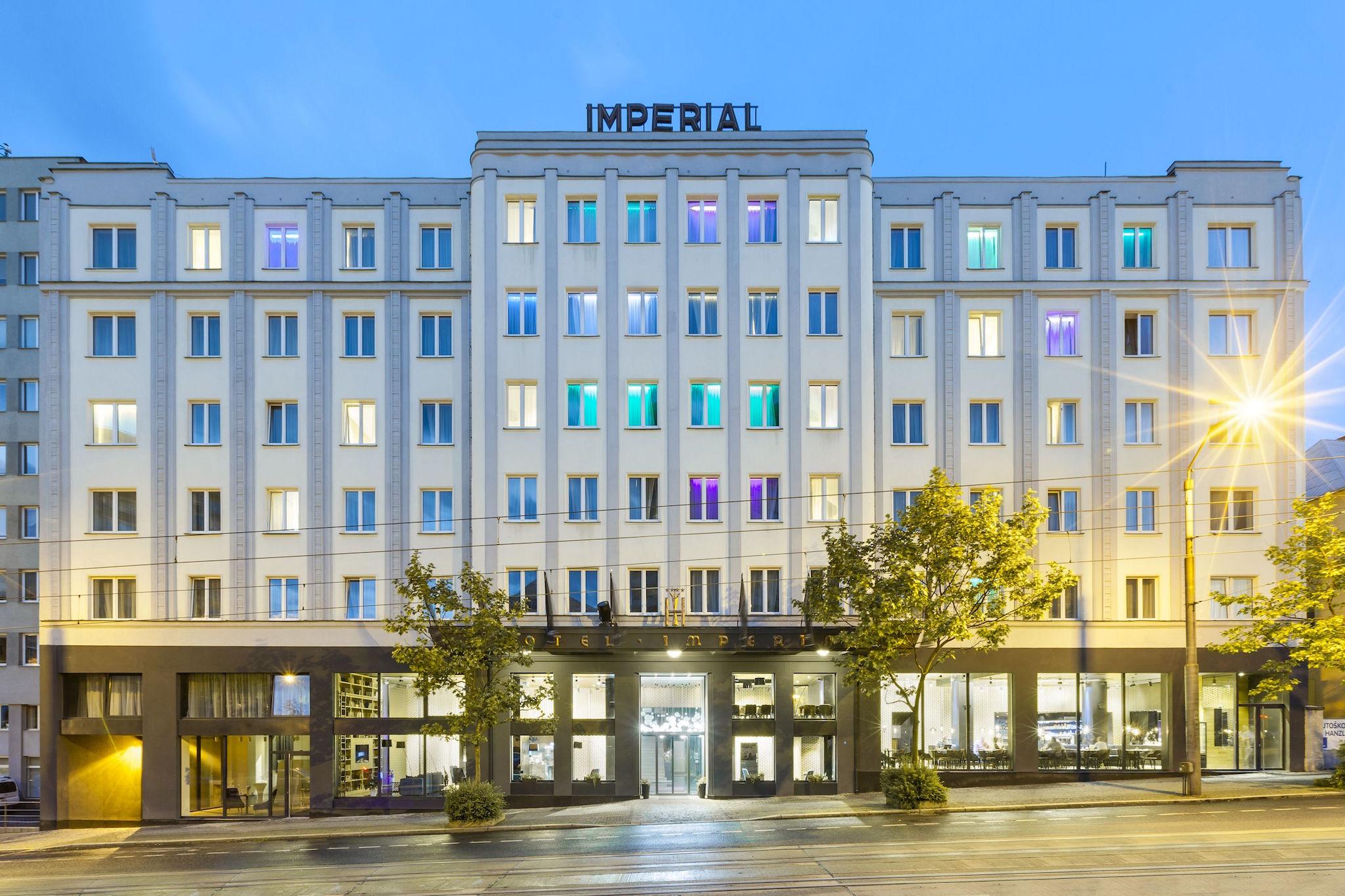 Grand HotelPytloun Imperial Liberec