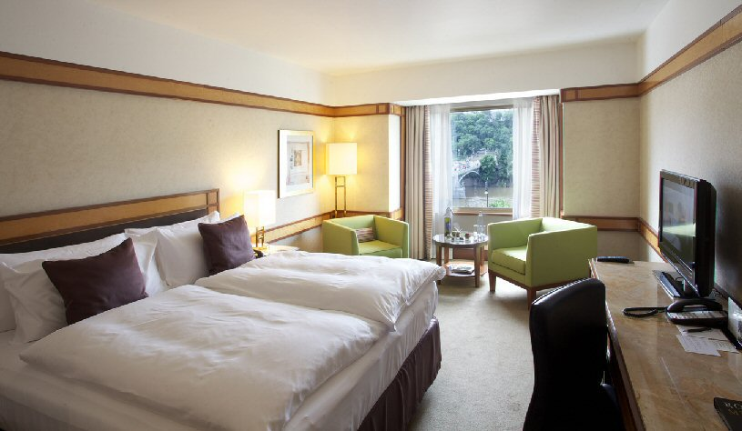 Hotelu InterContinental Praha 1