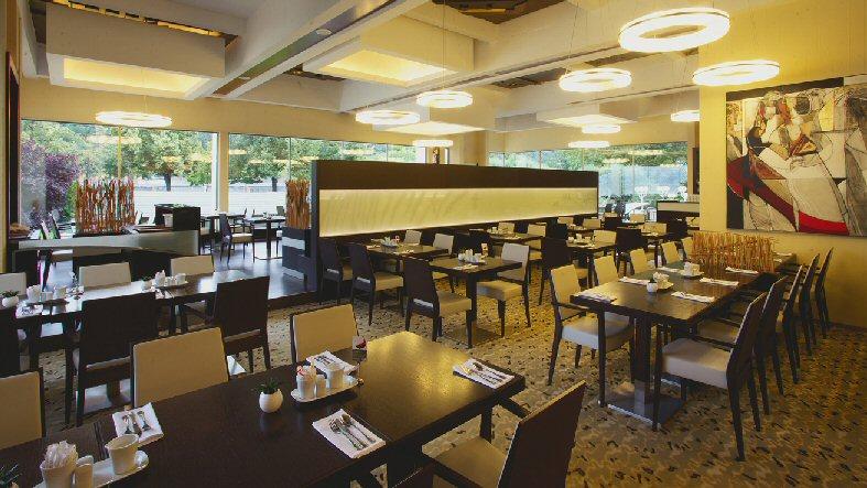 Hotelu InterContinental Praha 3