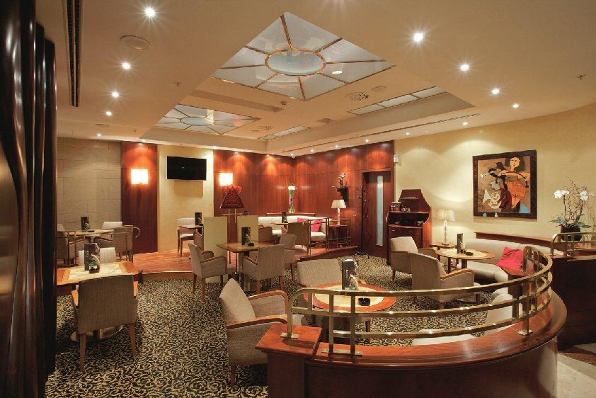 Hotelu InterContinental Praha 4