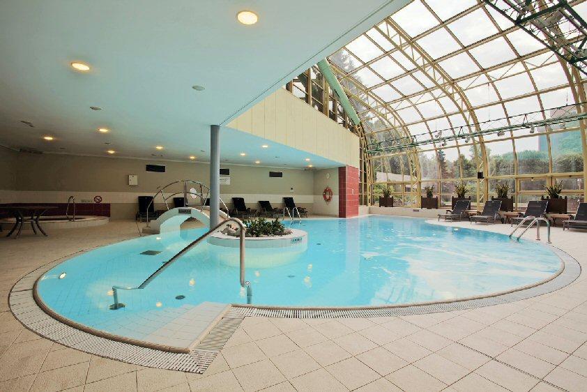 Hotelu InterContinental Praha 5