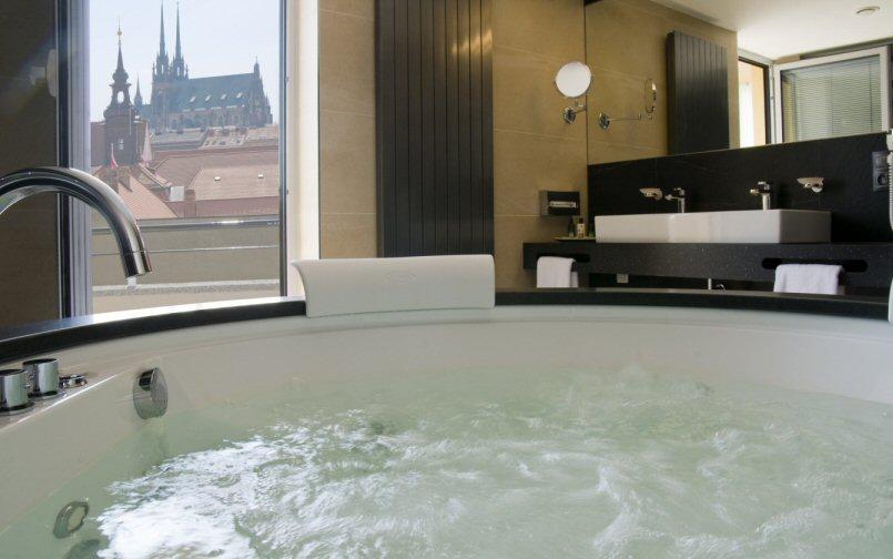 Hotelu BW International Brno 4
