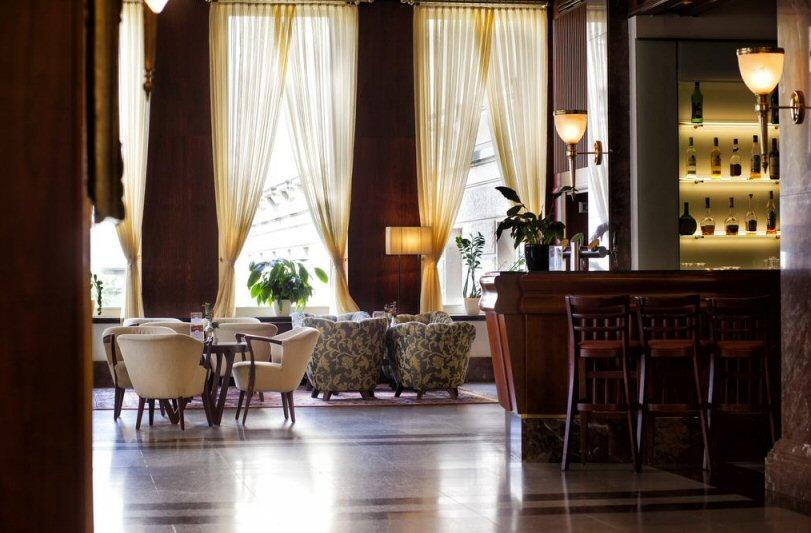 Hotelu International Prague Praha 11