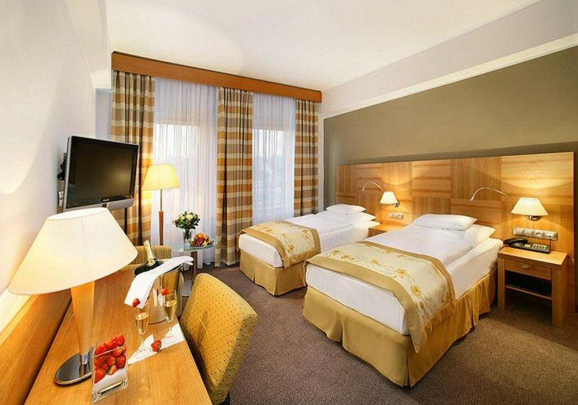 Hotelu International Prague Praha 3