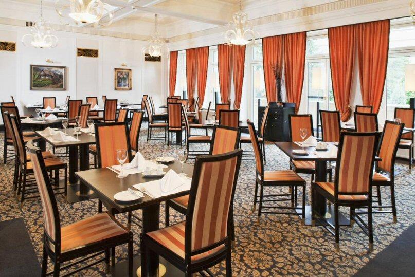 Hotelu International Prague Praha 8