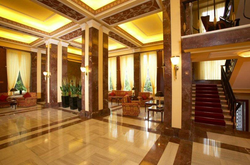 Hotelu International Prague Praha 9