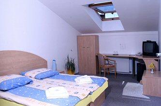 Hotelu Inturprag Praha 5