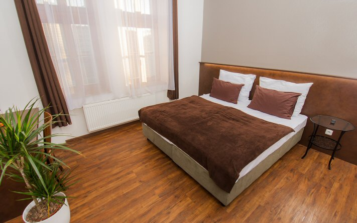Hotelu Irida Plzeň 1