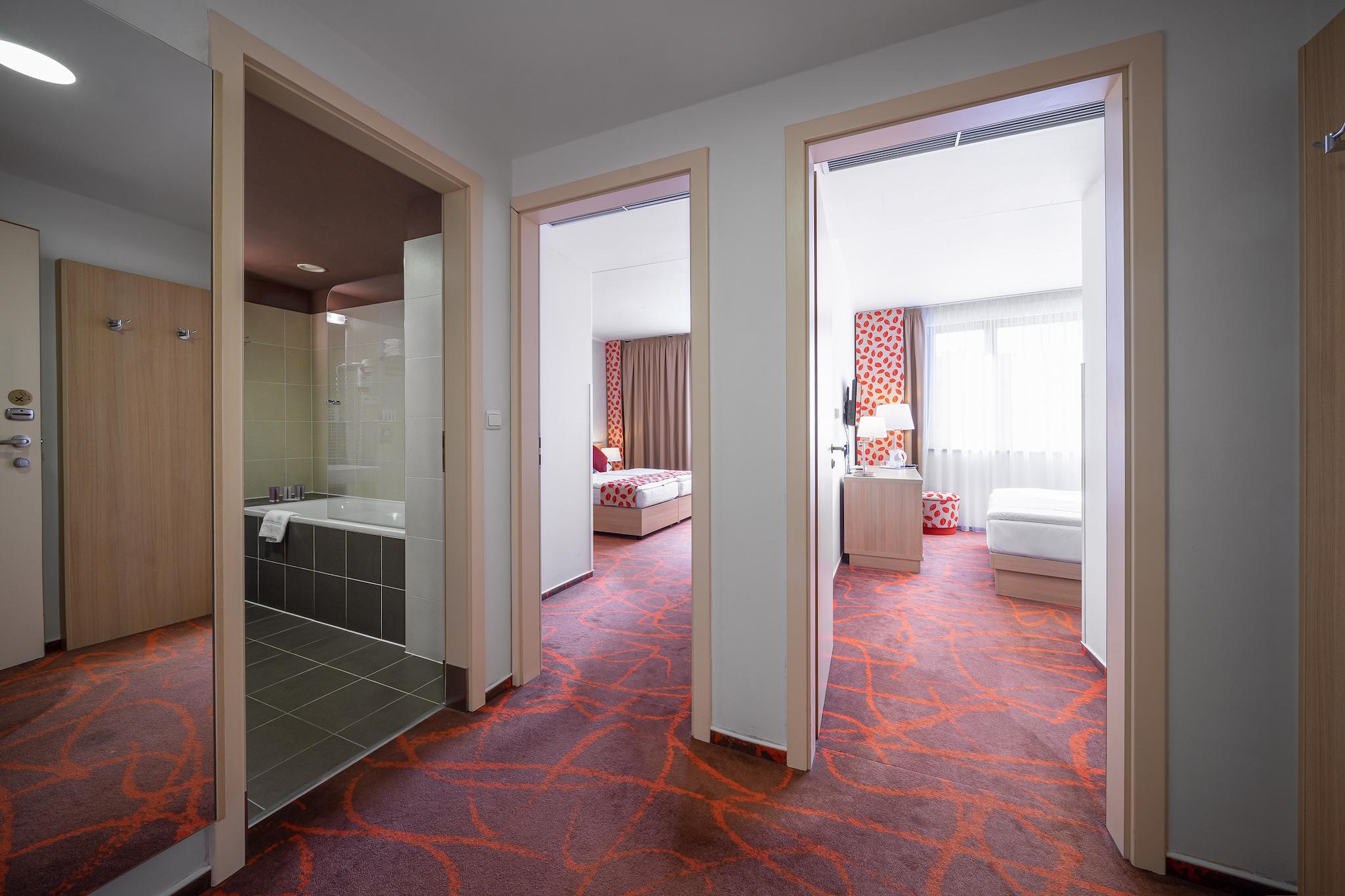 Hotelu Iris Eden Praha 10