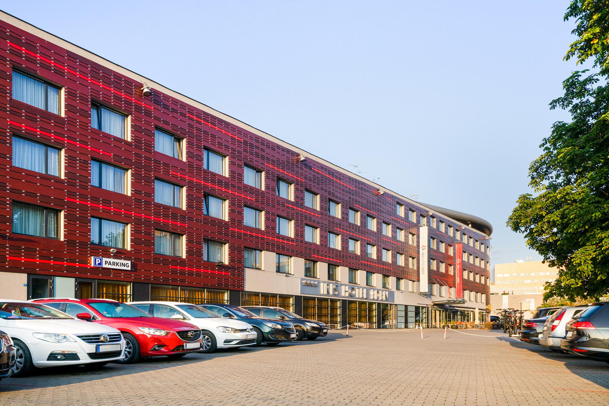 Hotelu Iris Eden Praha 2