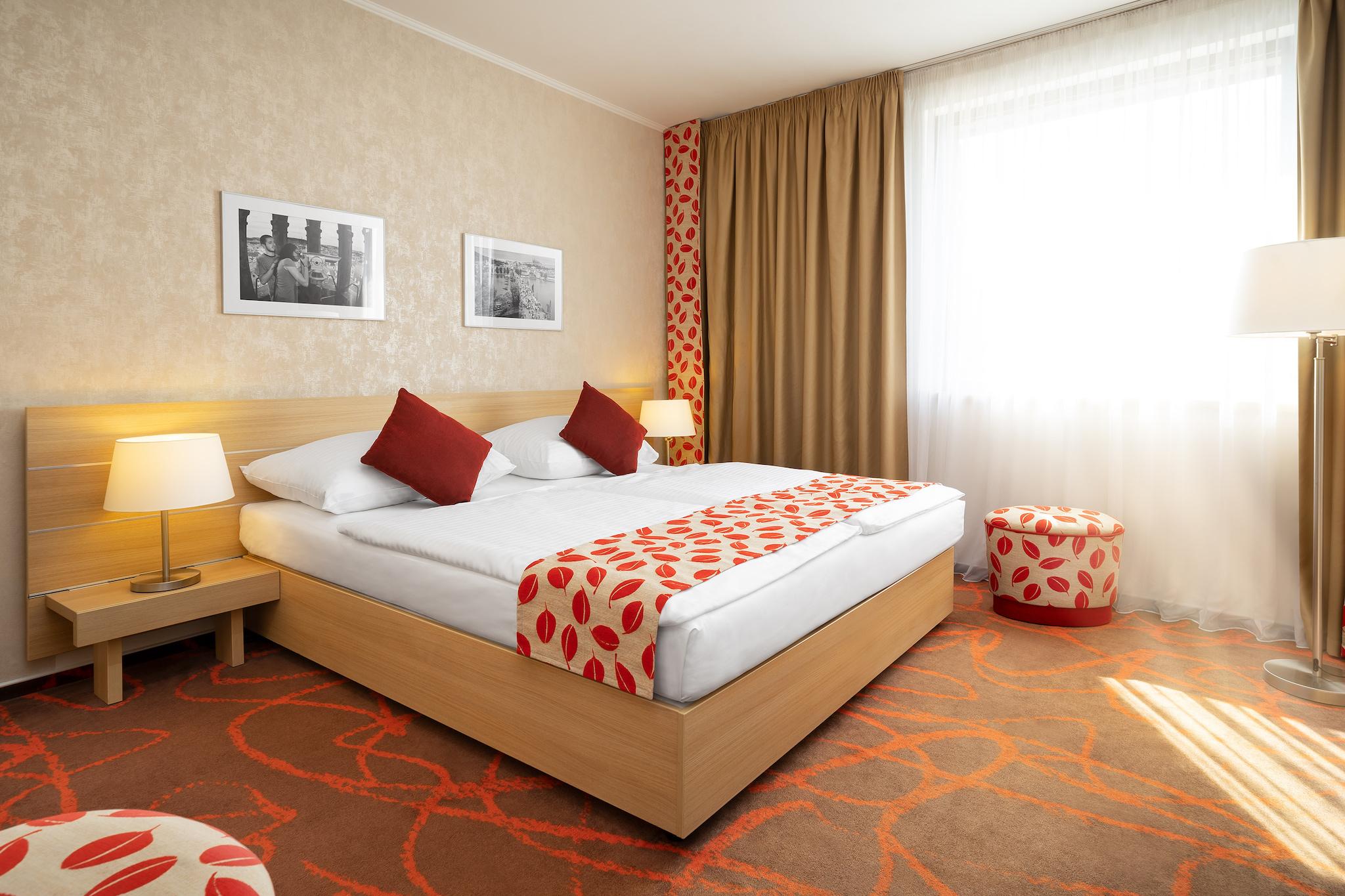 Hotelu Iris Eden Praha 9