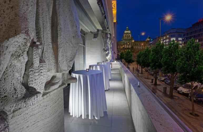 Hotelu Jalta Praha 11