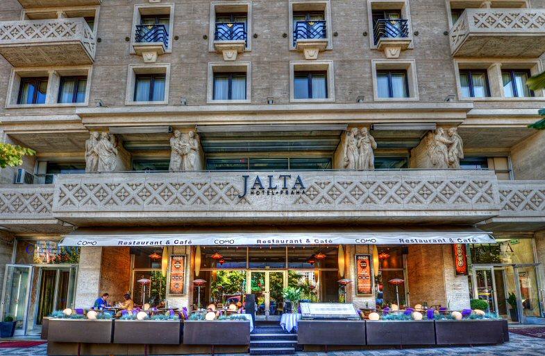 Hotelu Jalta Praha 4
