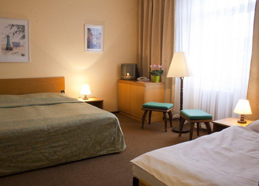 Hotelu EA Jasmín Praha 8